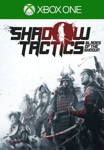 Shadow Tactics: Blades of the Shogun (Xbox One) Xbox Live Key UNITED STATES