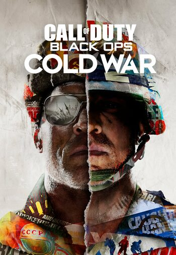 Call of Duty: Black Ops Cold War - Green Gift Klucz GLOBAL