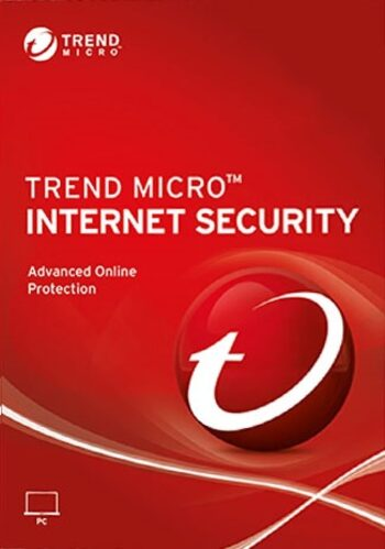 Trend Micro Internet Security 5 Devices 2 Years Key GLOBAL