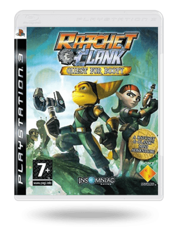 Ratchet & Clank Future: Quest for Booty PlayStation 3
