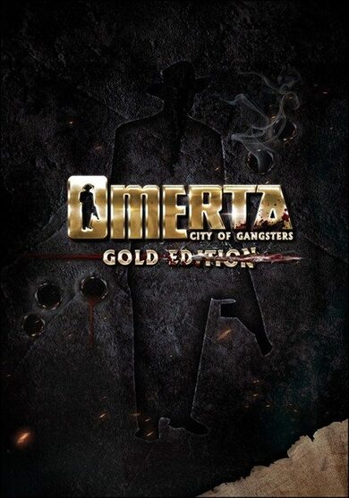 Omerta - City of Gangsters (Gold Edition) Steam Key GLOBAL фото