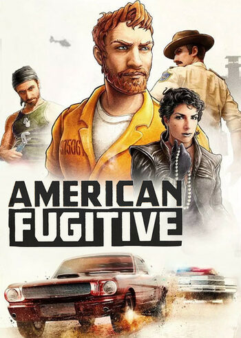 American Fugitive Steam Key GLOBAL