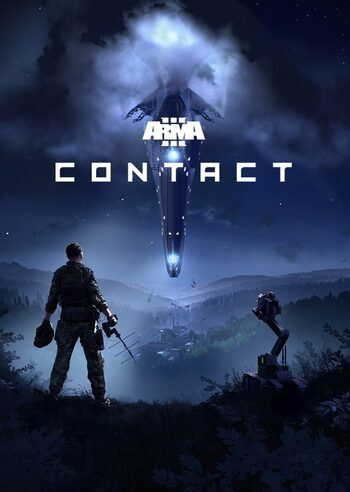 Arma 3 - Contact (DLC) Steam Key GLOBAL