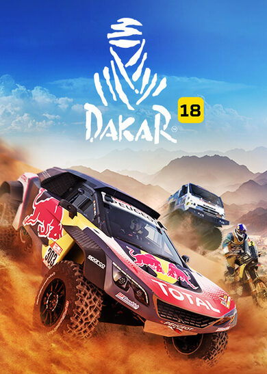 Dakar 18 (Day One) (DLC) Steam Key GLOBAL
