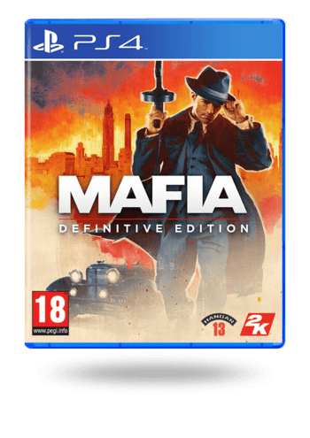 Mafia: Definitive Edition (Mafia: Edición Definitiva) PlayStation 4
