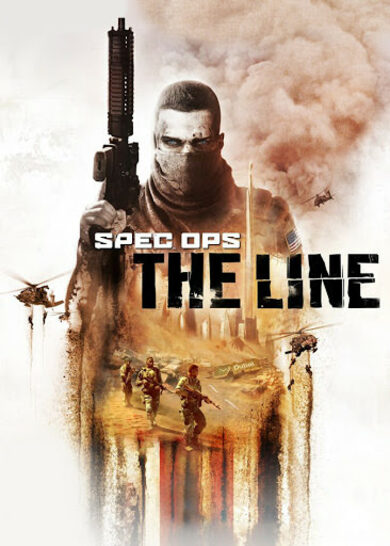 Spec Ops: The Line Steam Key EUROPE 2K Games