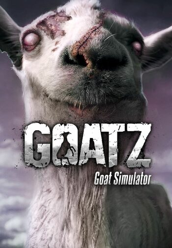 Goat Simulator: GoatZ (DLC) Steam Key GLOBAL
