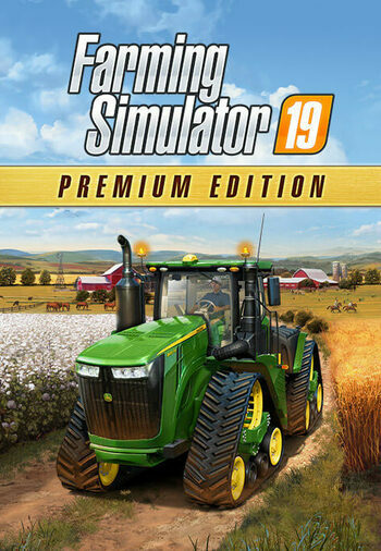 Farming Simulator 19 Premium Edition Steam Key GLOBAL