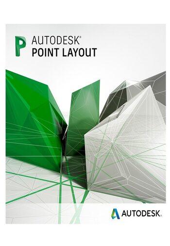 Autodesk Point Layout 2021 (Windows) 1 Device 1 Year Key GLOBAL