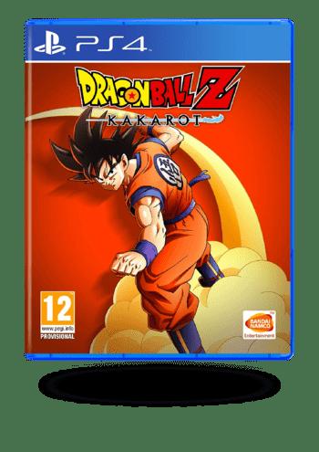 Dragon Ball Z: Kakarot PlayStation 4