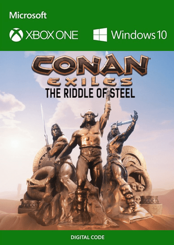 Conan Exiles - The Riddle of Steel (DLC) PC/XBOX LIVE Key EUROPE