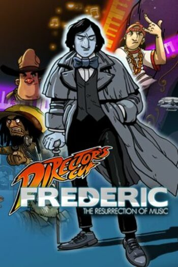 Frederic: Resurrection of Music Director's Cut Steam Key GLOBAL