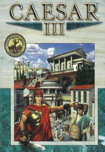 Caesar III Gog.com Key GLOBAL