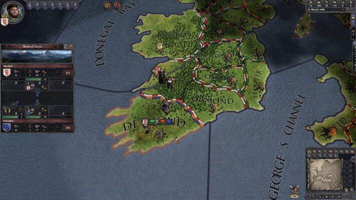 Buy Crusader Kings II - Celtic Portraits (DLC) Steam Key GLOBAL | ENEBA
