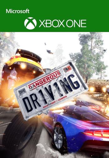 Dangerous Driving XBOX LIVE Key UNITED STATES