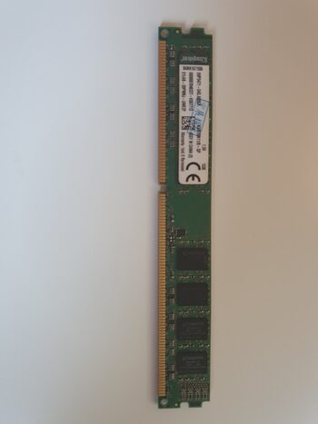 Kingston 8 GB (1 x 8 GB) DDR3-1600 Green PC RAM