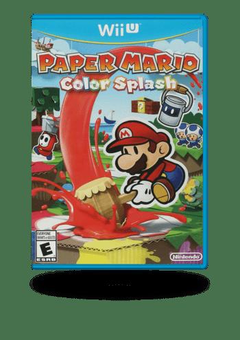 Paper Mario Wii U