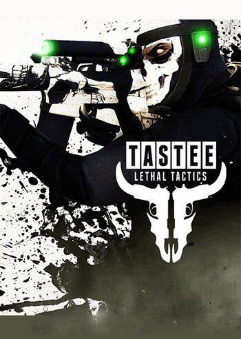 TASTEE: Lethal Tactics Steam Key GLOBAL