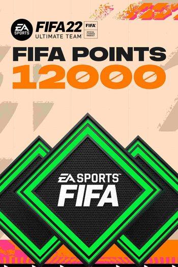 FIFA 22 - 12000 FUT Points (PC) Origin Key GLOBAL