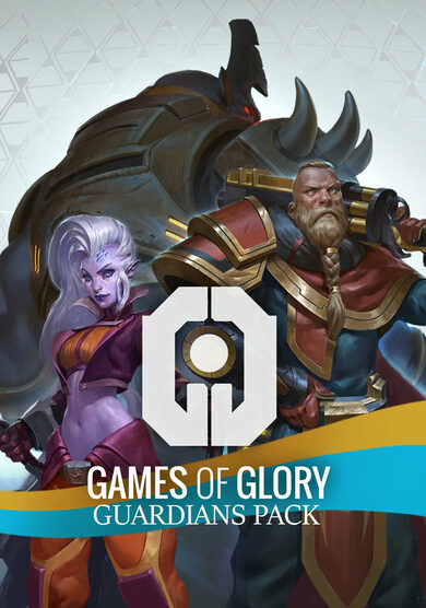 Games of Glory - Guardians Pack (DLC) Steam Key EUROPE