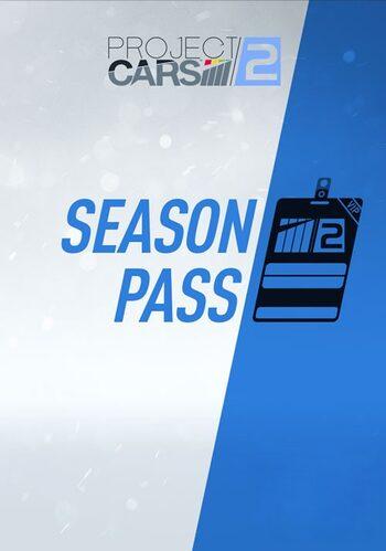 Project Cars 2 - Season Pass (DLC) Steam Key GLOBAL
