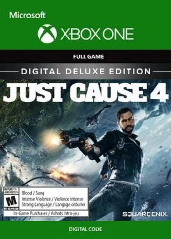 Just Cause 4 (Deluxe Edition) (Xbox One) Xbox Live Key GLOBAL
