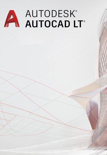 Autodesk Autocad 2021 LT (MAC) 1 Year Key GLOBAL