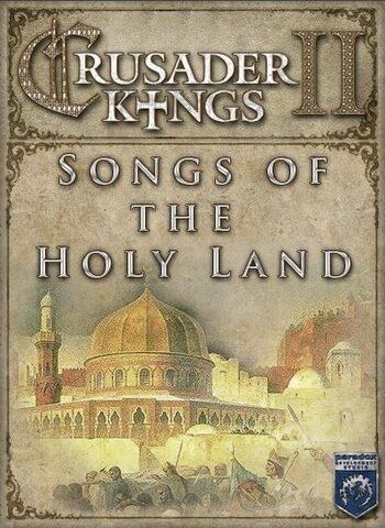Crusader Kings II - Songs of the Holy Land (DLC) Steam Key GLOBAL
