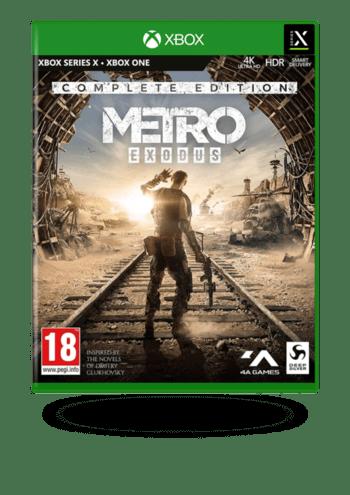 Metro Exodus: Complete Edition Xbox Series X