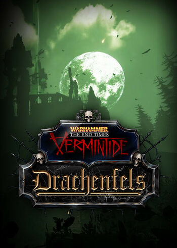 Warhammer The End Times - Vermintide Drachenfels (DLC) Steam Key GLOBAL