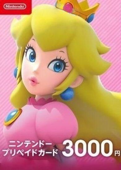 Nintendo eShop Card 3000 JPY Key JAPAN