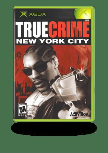 True Crime: New York City Xbox