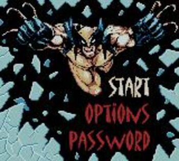 X-Men: Wolverine's Rage Game Boy Color for sale