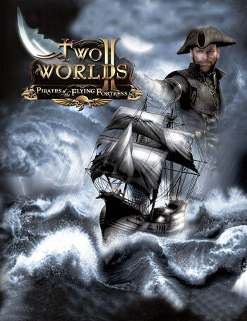 Two Worlds II - Pirates of the Flying Fortress (DLC) Steam Key GLOBAL