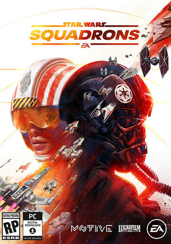 STAR WARS: Squadrons (ENG) Origin Key GLOBAL