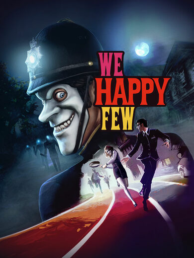 We Happy Few Steam Key GLOBAL