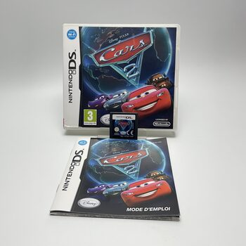 Cars 2: The Video Game Nintendo DS