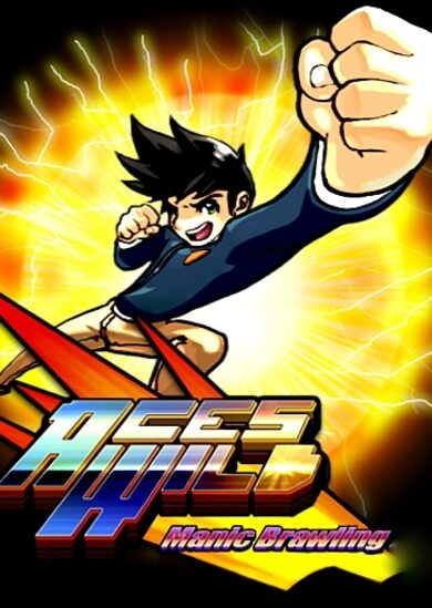 Aces Wild: Manic Brawling Action! Steam Key GLOBAL