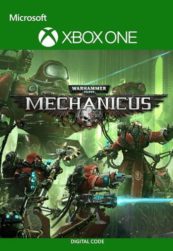 Warhammer 40,000: Mechanicus XBOX LIVE Key UNITED STATES