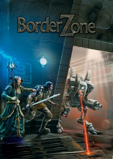 Borderzone Steam Key GLOBAL