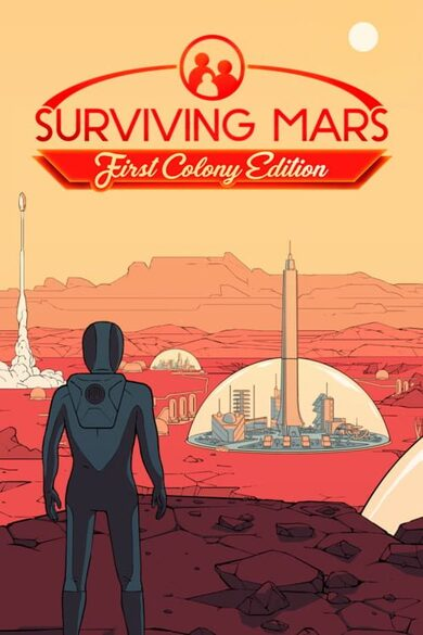Surviving Mars (First Colony Edition) Steam Key EUROPE фото