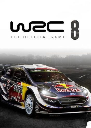 WRC 8: FIA World Rally Championship Epic Games Key GLOBAL