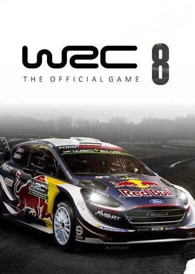 WRC 8: FIA World Rally Championship Epic Games Key EUROPE
