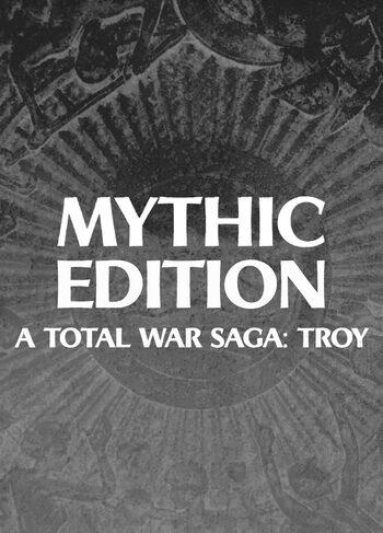 A Total War Saga: TROY - Mythic Edition Steam Key GLOBAL