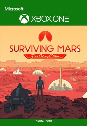 Surviving Mars (First Colony Edition) XBOX LIVE Key UNITED STATES