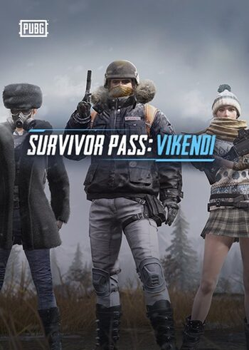 PlayerUnknown's Battlegrounds - Survivor Pass: Vikendi (DLC) Steam Key GLOBAL