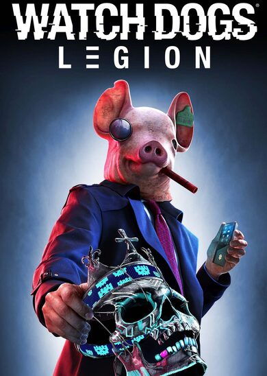 Watch Dogs: Legion Uplay Key EUROPE