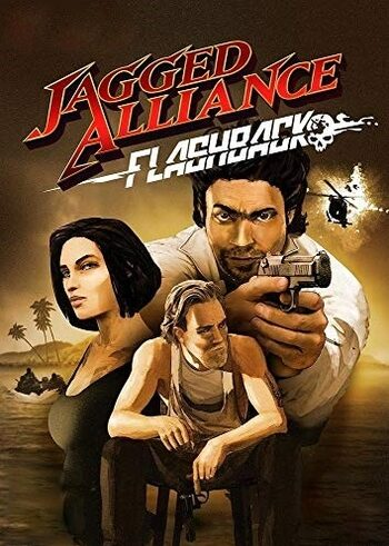 Jagged Alliance Flashback Steam Key GLOBAL