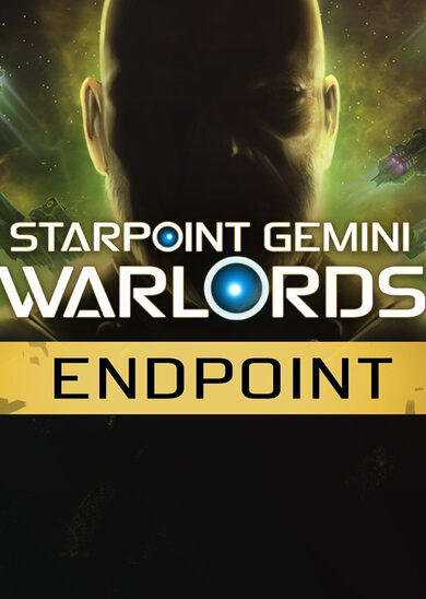 Starpoint Gemini: Warlords - Endpoint (DLC) Steam Key GLOBAL