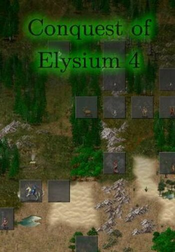 Conquest of Elysium 4 Steam Key GLOBAL